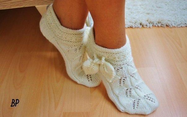 Ажурные носочки Sy9dnr10