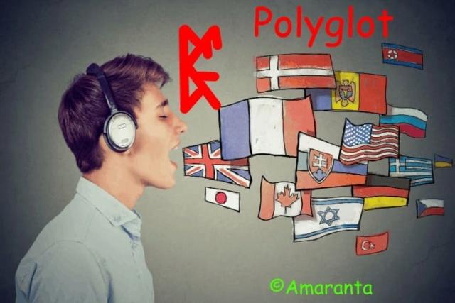 "Став ""Полиглот""(Polyglot) Y9exza10"