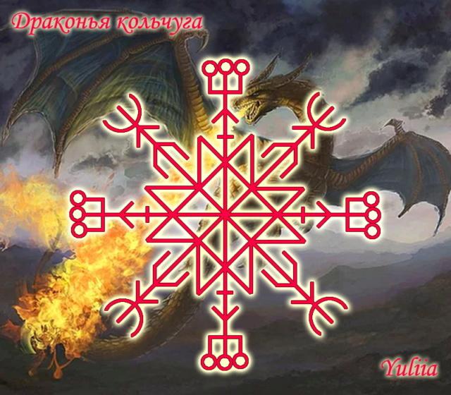 """Защита""""Драконья кольчуга""""  Yuliia10"""