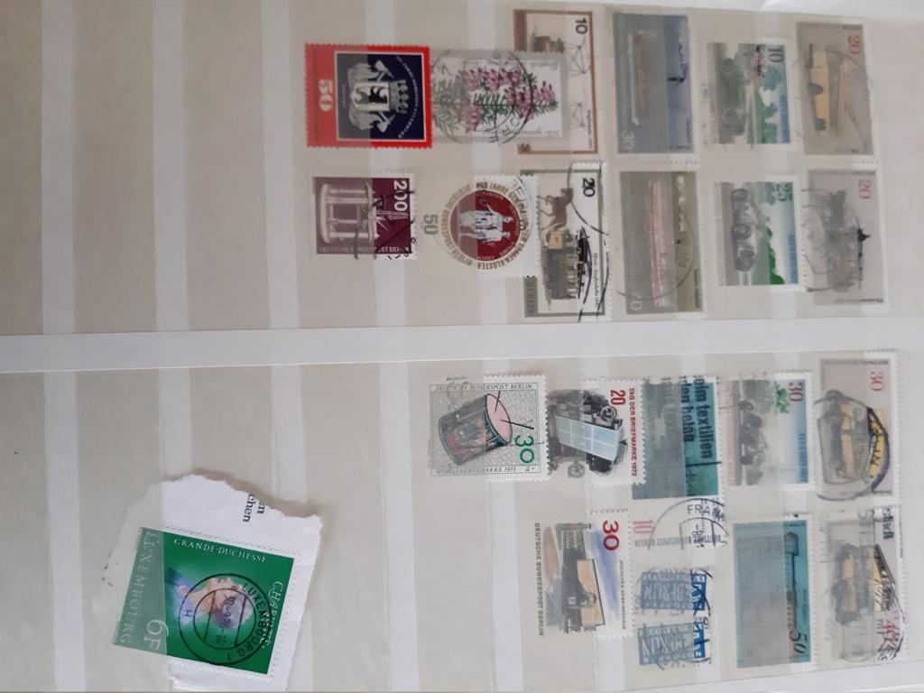 Briefmarken bewerten 20200311