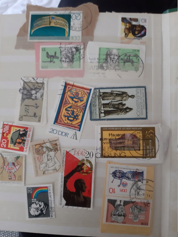 Briefmarken bewerten 20200317