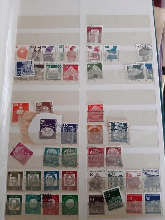 Briefmarken bewerten 20200318