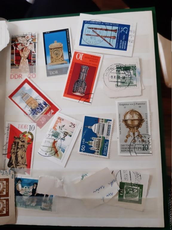 Briefmarken bewerten 20200320
