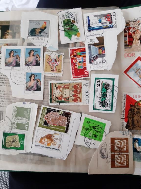 Briefmarken bewerten 20200321