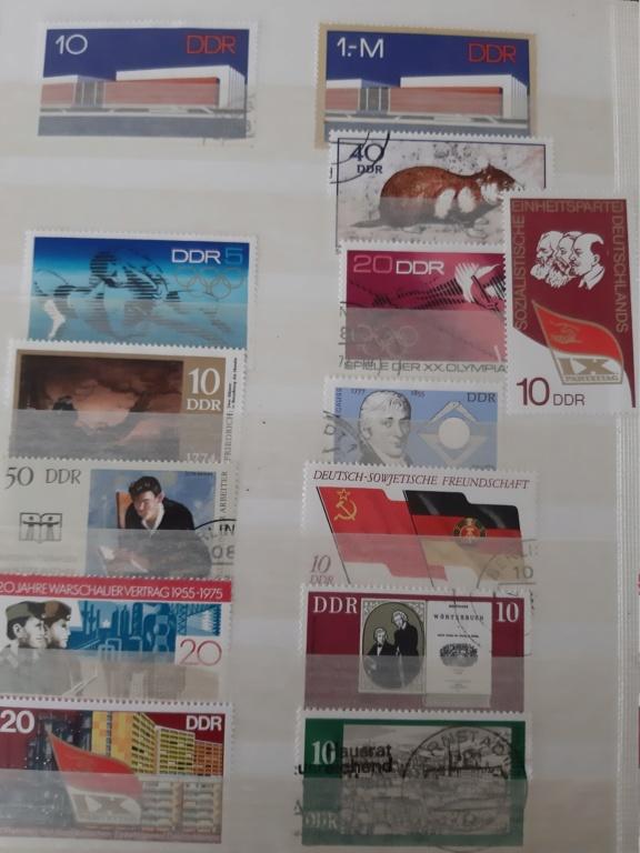 Briefmarken bewerten 20200322