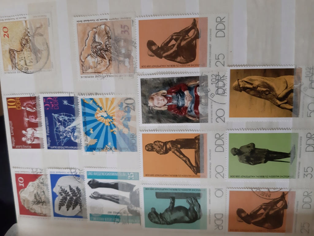 Briefmarken bewerten 20200323