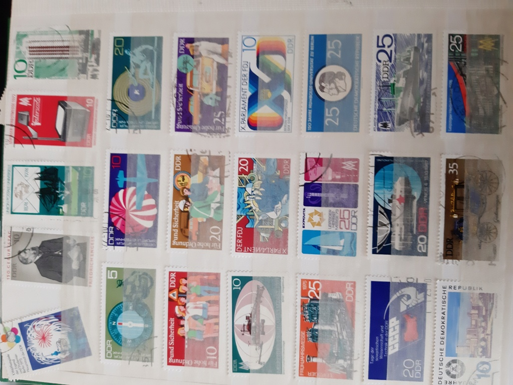 Briefmarken bewerten 20200326