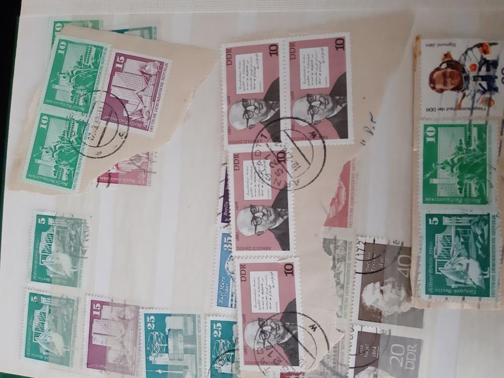 Briefmarken bewerten 20200327