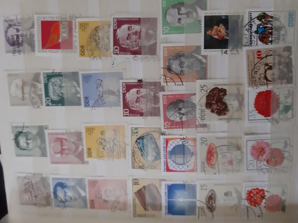 Briefmarken bewerten 20200328