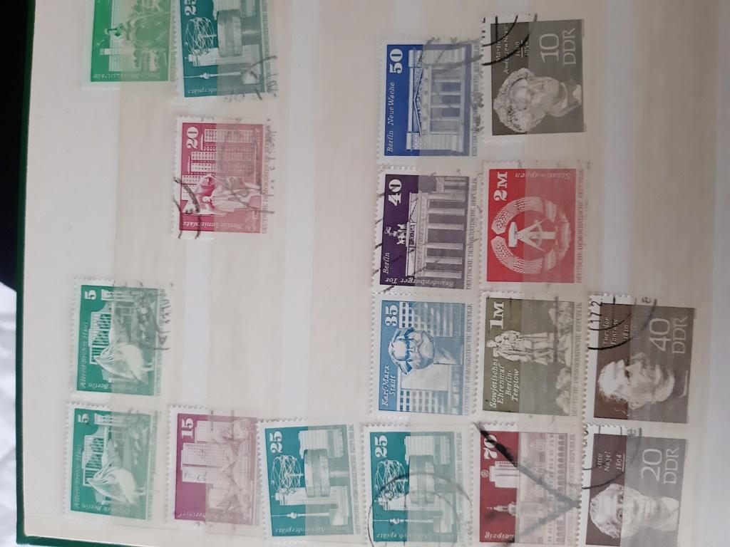Briefmarken bewerten 20200329