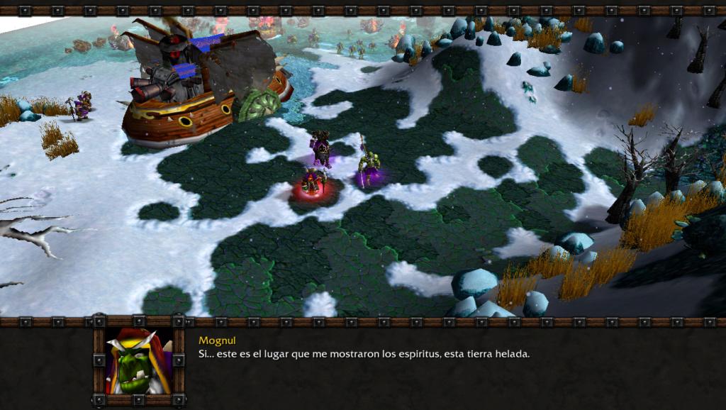 Legado del Norte[ALFA] Dialog10