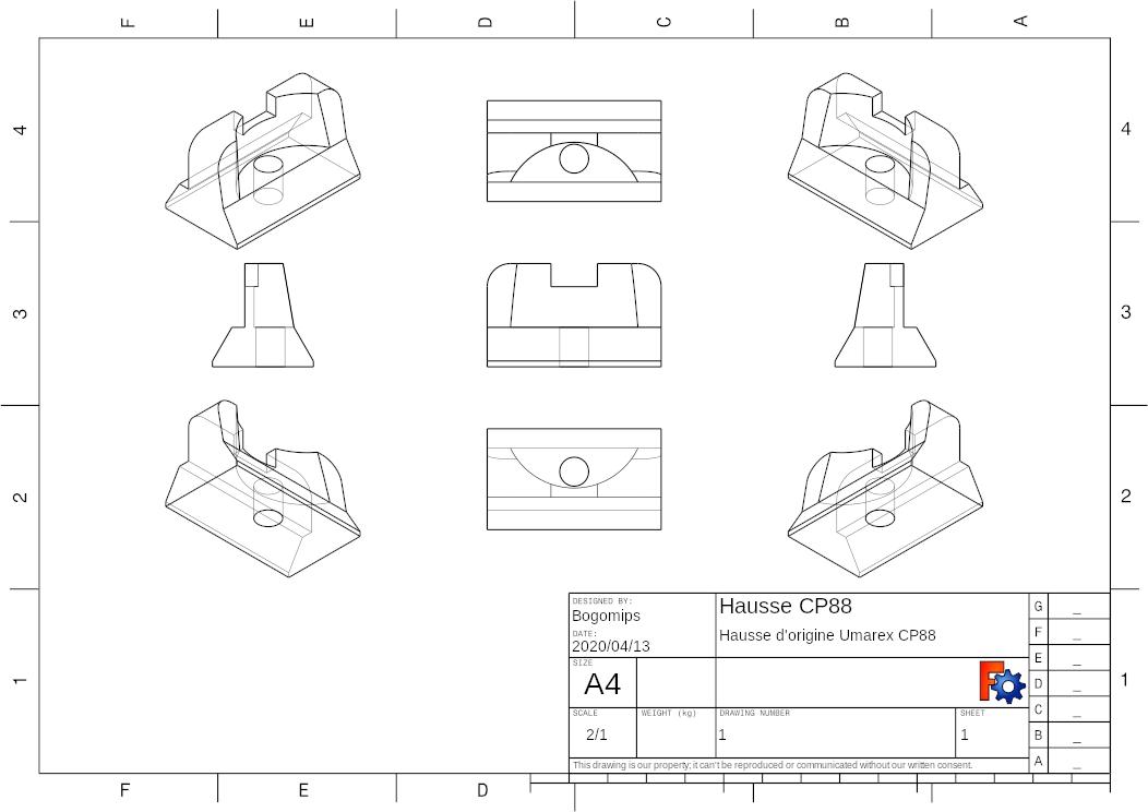 CP88 et hausse LPA Hausse11