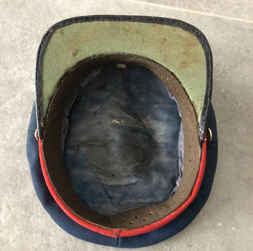 Identification casquette Russe 22f71e10