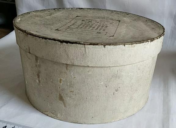 Boîte rangement casquette officier marine impériale Japonaise 83e2e110