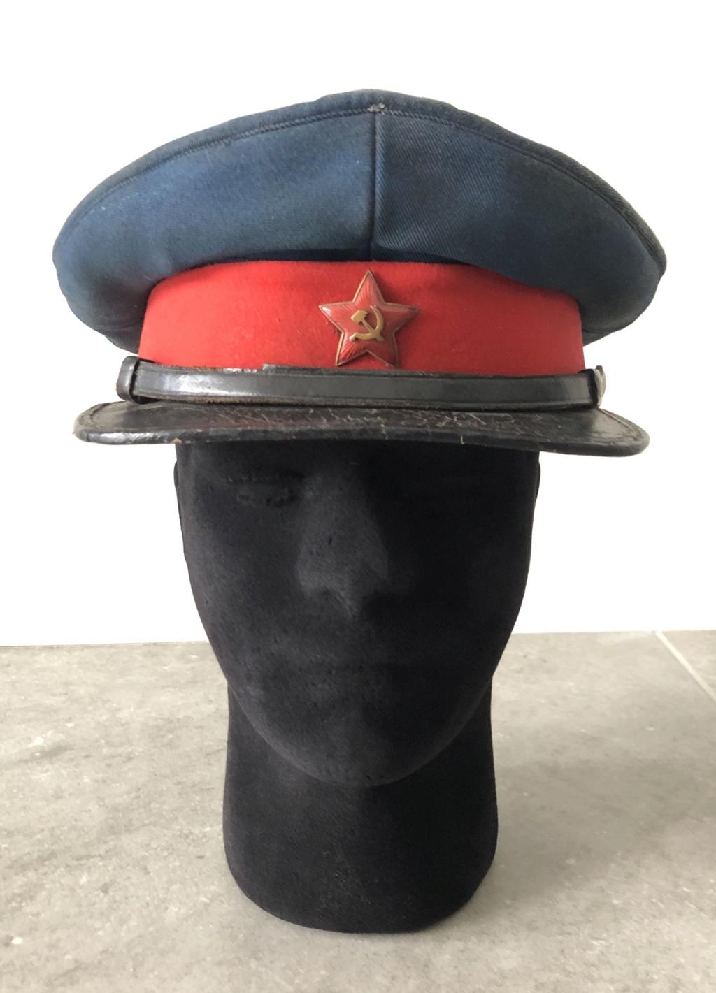 Identification casquette Russe C04b4410