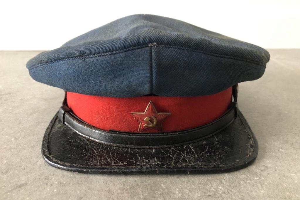 Identification casquette Russe E3894710