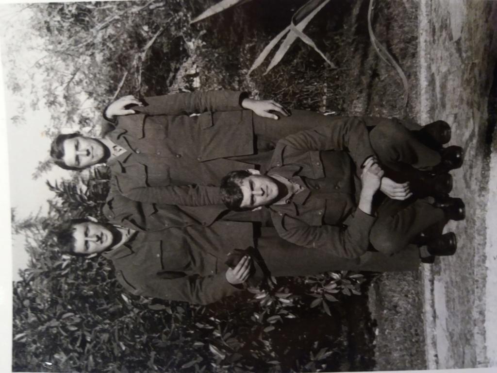 Pula kasarna Širola 1980/81 20200611