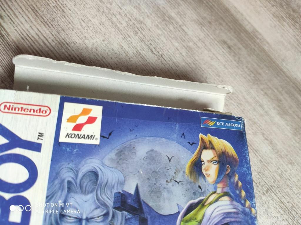 [ACH/EST] Castlevania Game boy 11782310