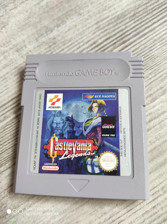 [ACH/EST] Castlevania Game boy 11808310