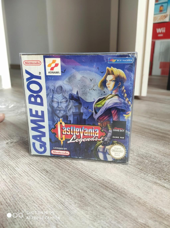 [ACH/EST] Castlevania Game boy 11808810