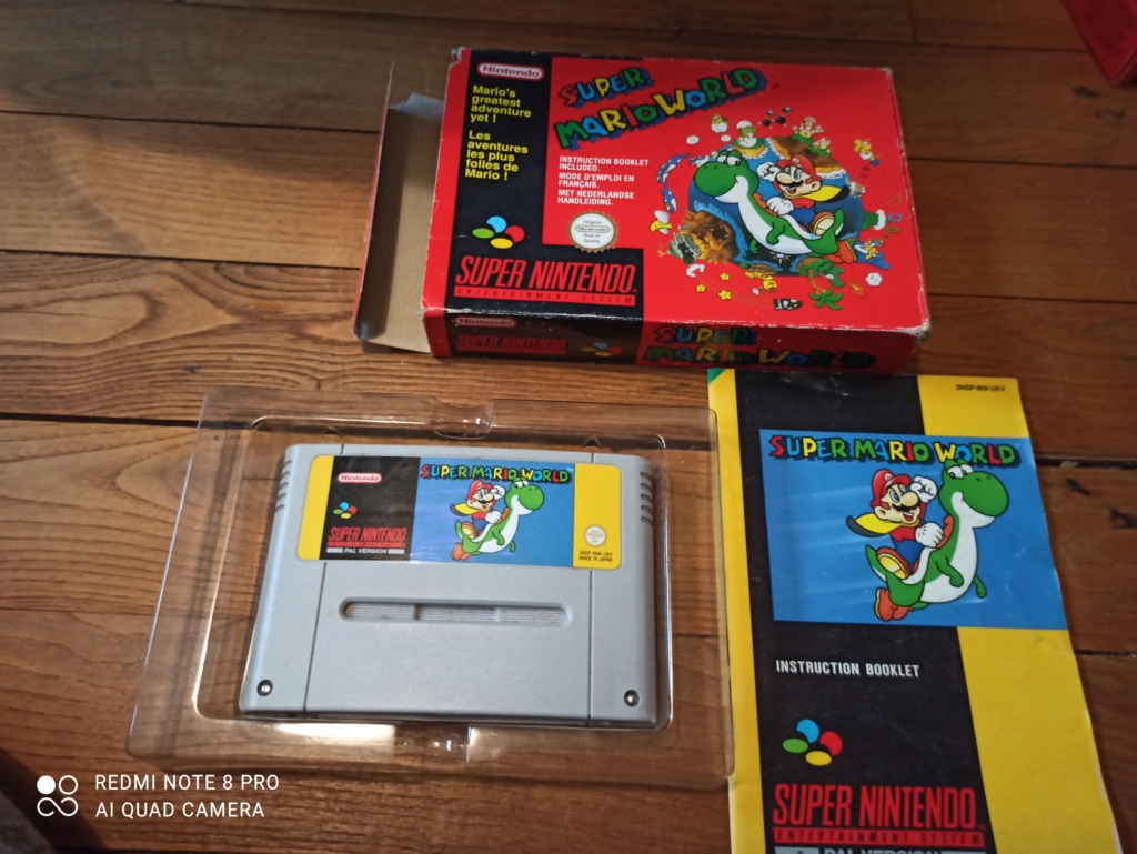 [VDS] SNES/Megadrive/GBA/PS2/XBOX Img_2034