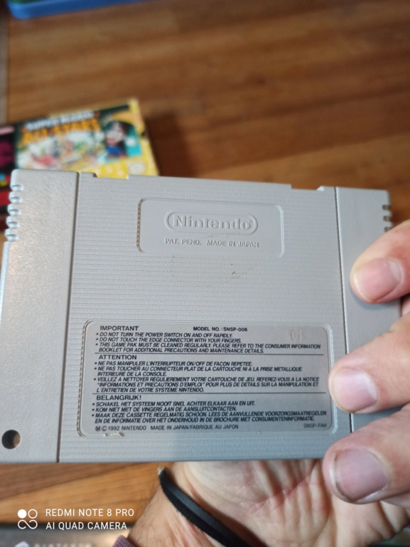 [VDS] SNES/Megadrive/GBA/PS2/XBOX Img_2043