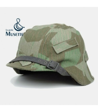 """L'uniforme """"Der Grüne Landser"""" Couvre10"""