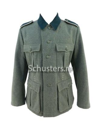 """L'uniforme """"Der Grüne Landser"""" Kitel-10"""