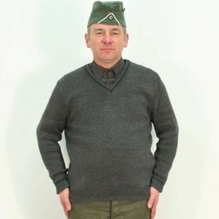 """L'uniforme """"Der Grüne Landser"""" Rum30010"""