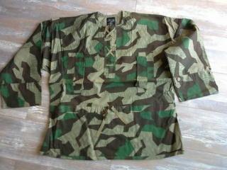 """L'uniforme """"Der Grüne Landser"""" S-l50010"""