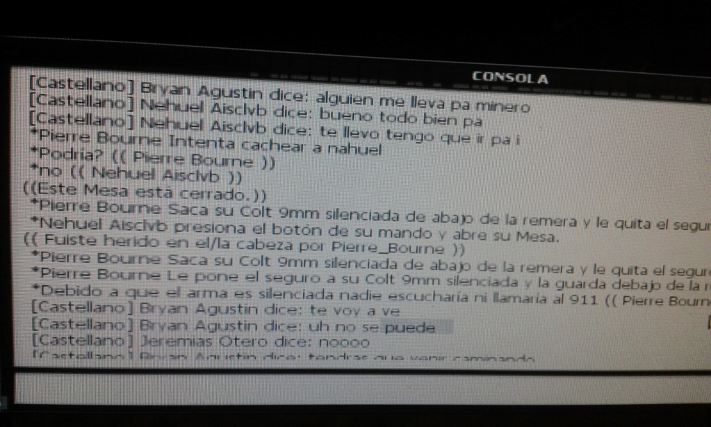 [Reporte] DM, INTENTO DE ROBO SIN SPEC, RK 20200924