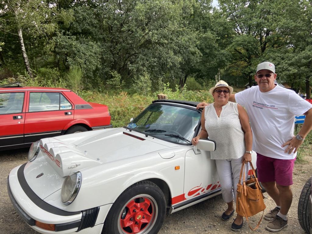 Porsche targa 911sc Fe099110