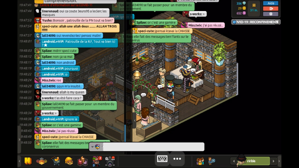 [P.N] - Rapport de Patrouille de :.android.:=VIP Screen29