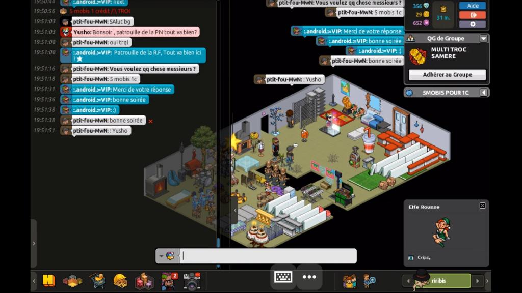 [P.N] - Rapport de Patrouille de :.android.:=VIP Screen30