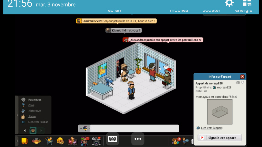 [P.N] - Rapport de Patrouille de :.android.:=VIP Screen50