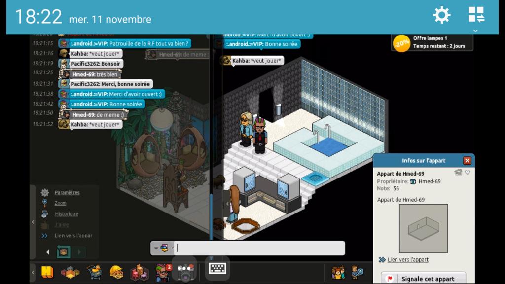 [P.N] - Rapport de Patrouille de :.android.:=VIP Screen82