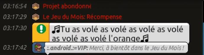 Le Jeu Du Mois : Projet abondonné Screen94
