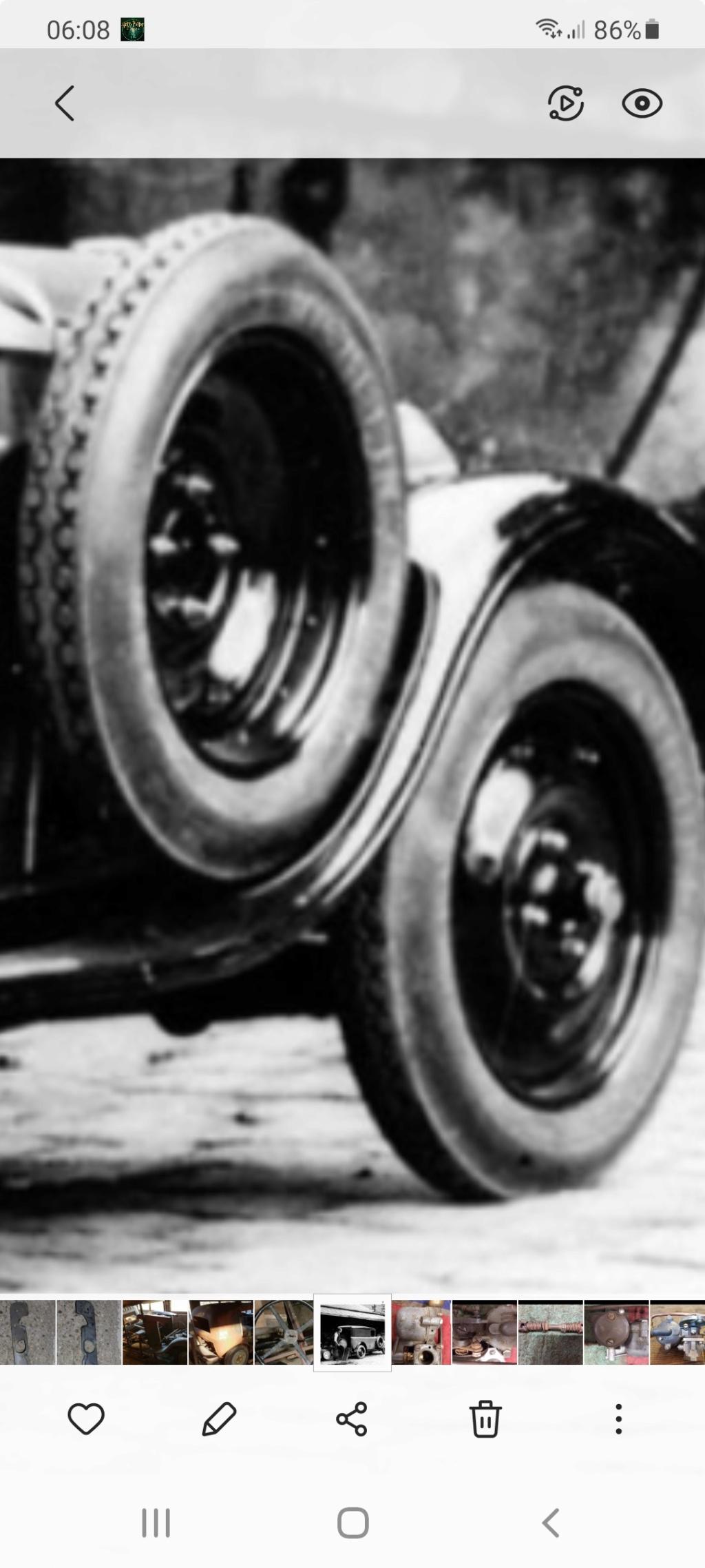 Cherche cache de moyeu de roue et un enjoliveur et une attache pour la roue de secours Screen13