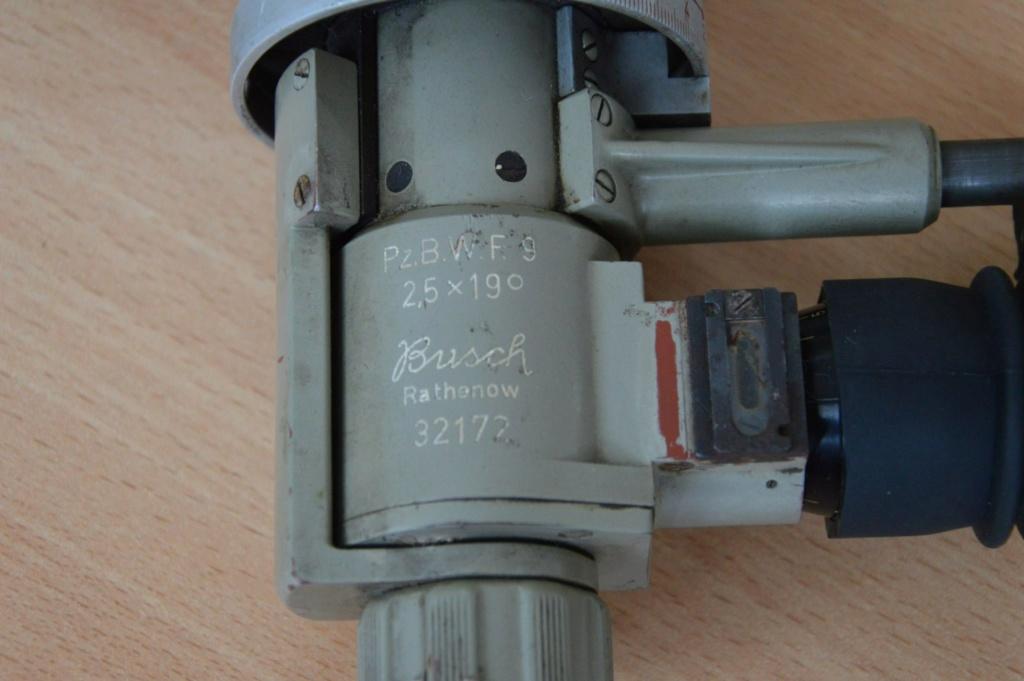 Optique de Périscope de bunker Allemand 16402510