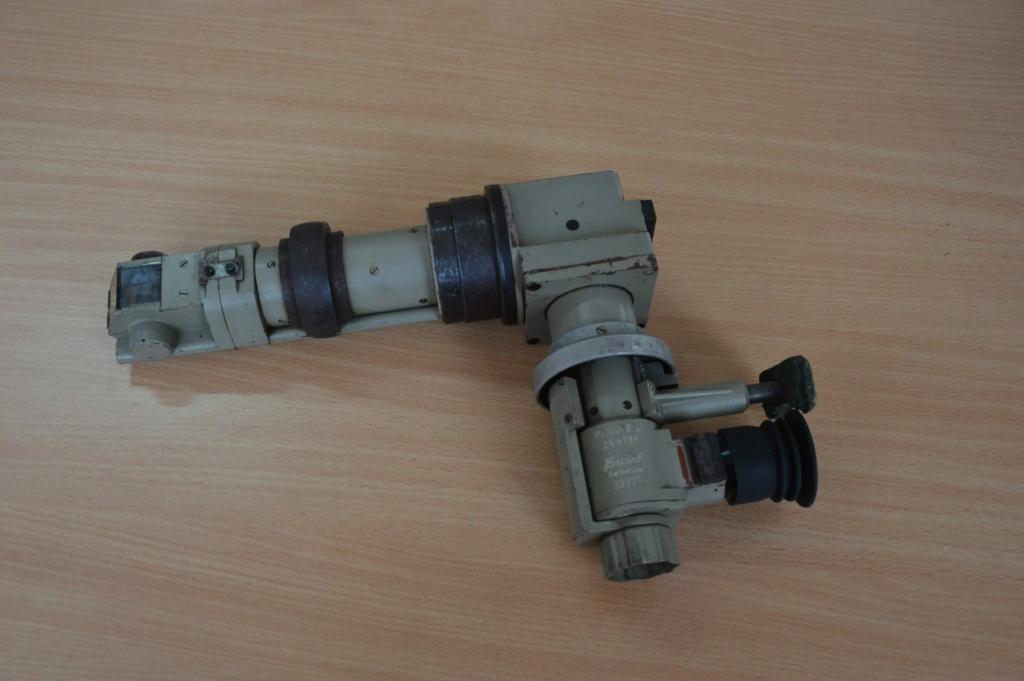 Optique de Périscope de bunker Allemand 16422610