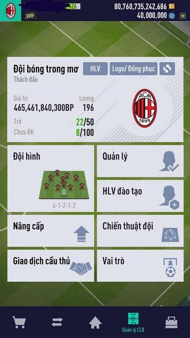 Hướng dân bug full cầu thú Fifa Online 4 max víp max tiền 18381010