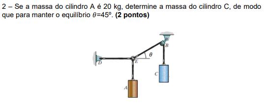 Massa de um objeto em equilíbrio Sem_tz12