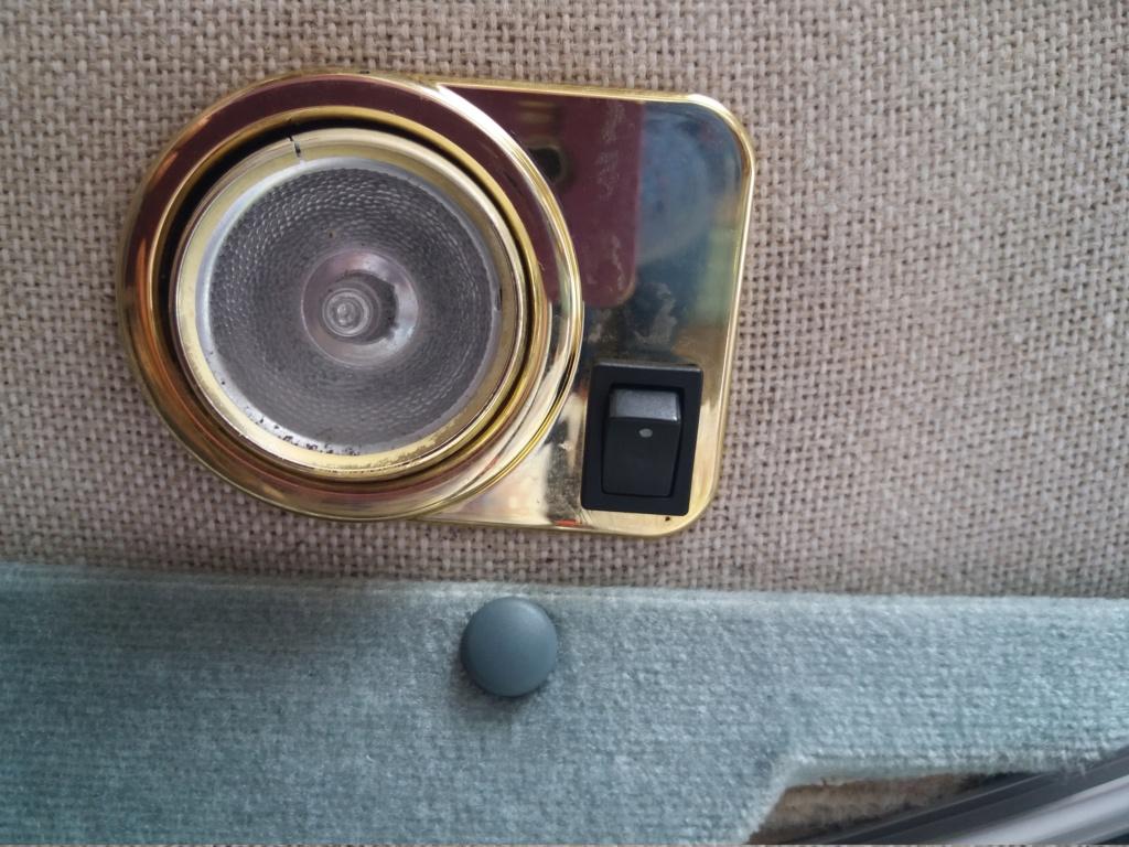 Interior spot light replacements Van_li10