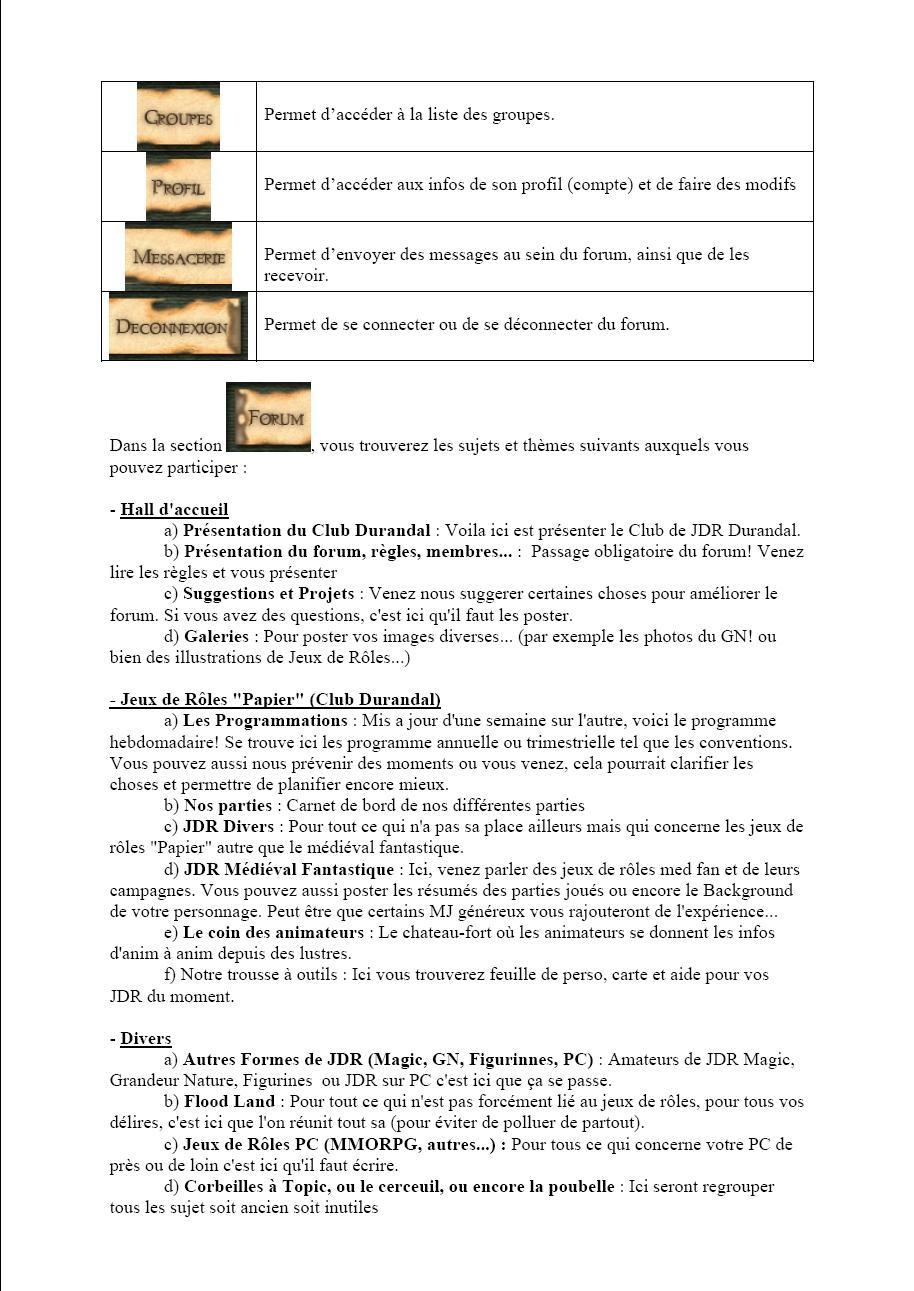 Documentation pour Aprendre à Utiliser le Forum! 212