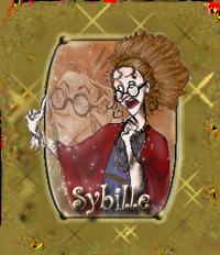 Sybille Trelawney