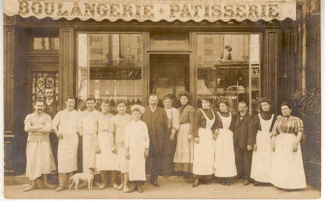 Le mystère de mes 31 cartes photos de la rue Muller résolu.. Grouss10