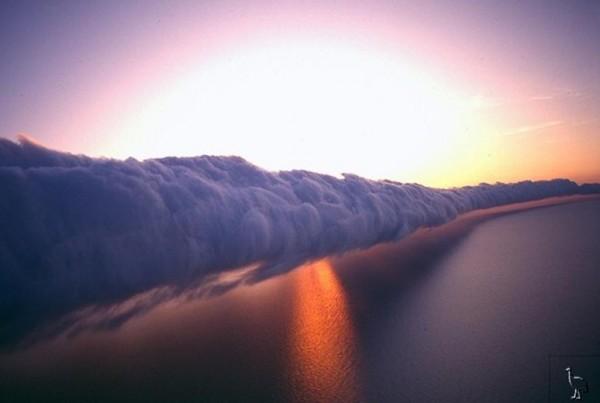 Le nuage de gloire du matin  393_210