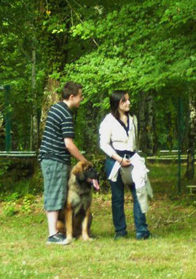 Exposition régionale d'élevage - Bannac 2008 Bannac13