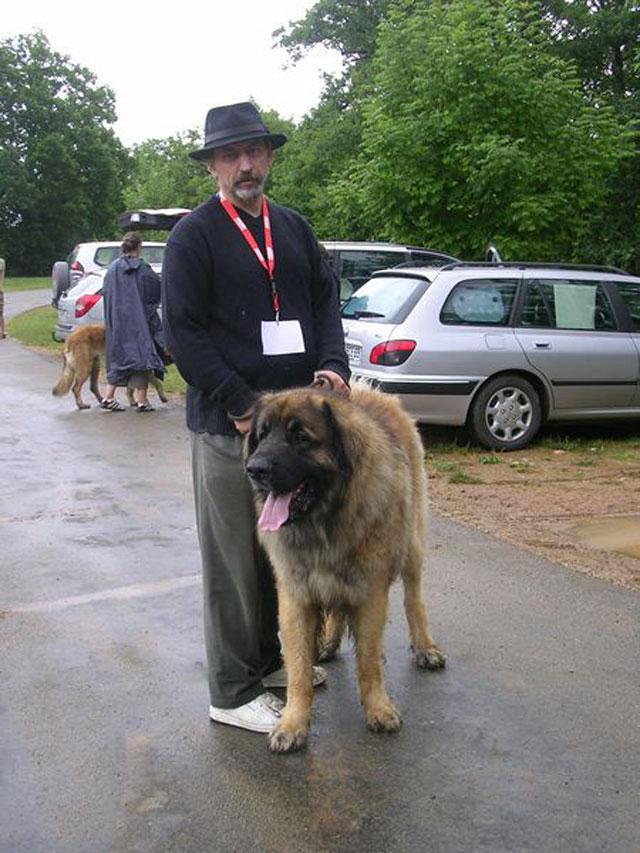 Exposition régionale d'élevage - Bannac 2008 Bannac83