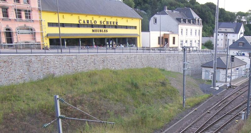 Module - Franz - Gare de Wiltz - CFL - Luxembourg - Page 3 100_8110